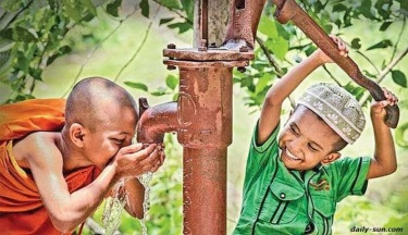 """""""People are of two types; they are either your brother in faith or your equal in humanity"""" (Hazrat Ali Ibn Abu Talib)"""